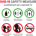 Covid-19 Safety Measures