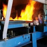 TP-2021-01 Feat 3 Conveyor belting used in heat treating
