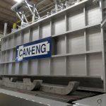 TP-2021-05 Company Can-Eng 1 Aluminum Conveyor Furnace